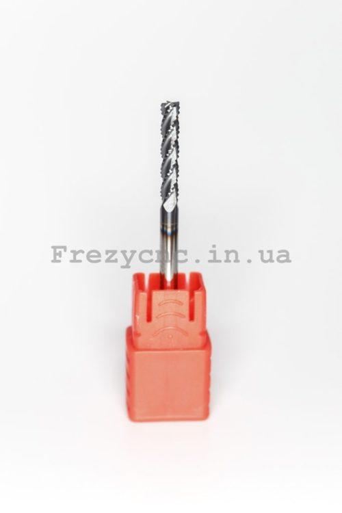 Стружколомы с диаметром хвостовика 3 мм