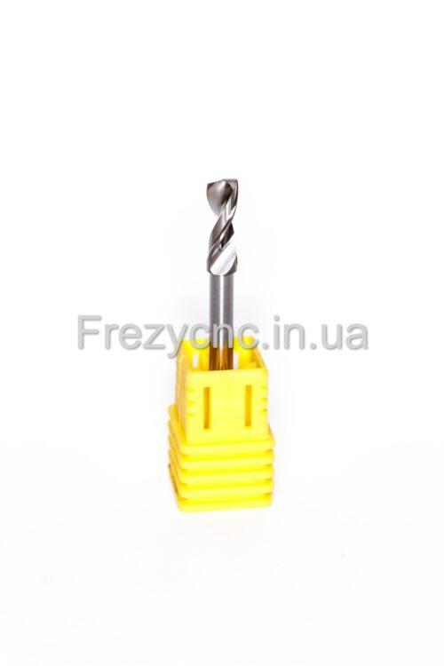 Сверла с диаметром хвостовика 3,175 мм