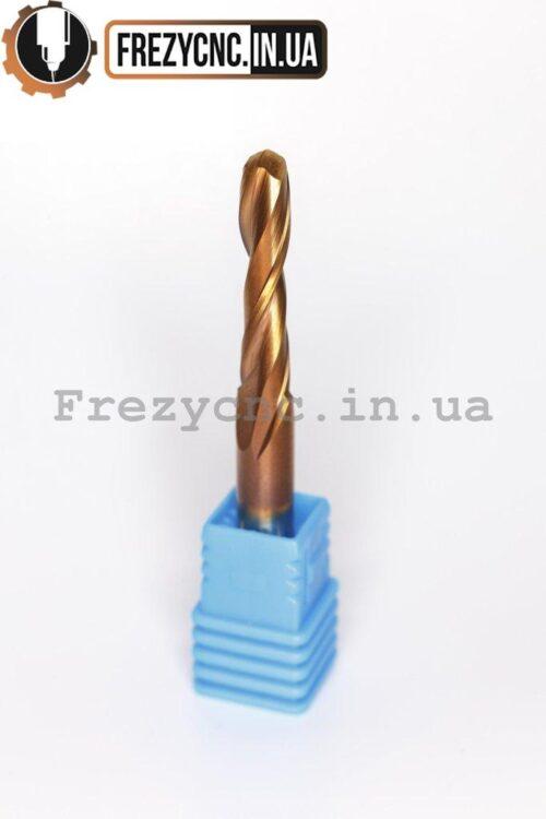 Фрезы с диаметром хвостовика 6 мм