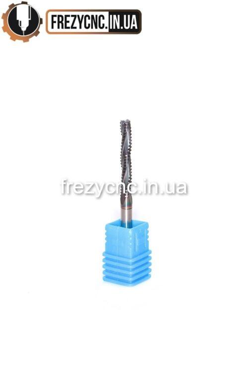 Стружколомы с диаметром хвостовика 4 мм